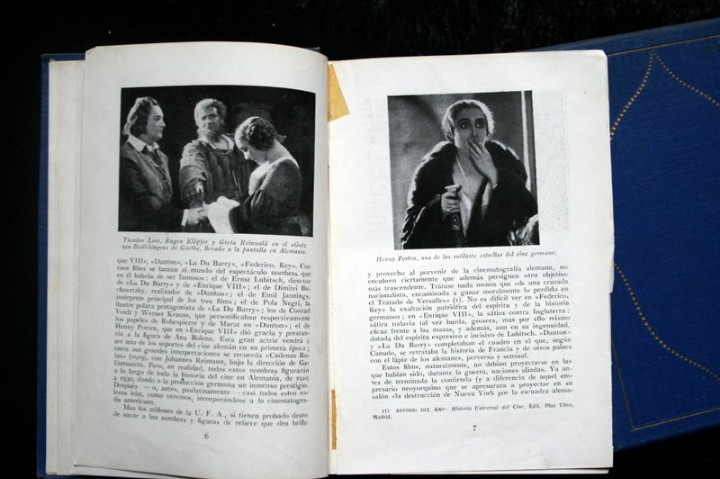 Libros antiguos: HISTORIA ILUSTRADA DEL SEPTIMO ARTE - EL CINE - 2 TOMOS - EVOLUCION / ESPLENDOR - Foto 15 - 47368732