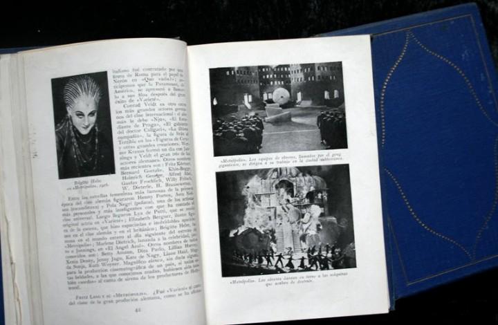 Libros antiguos: HISTORIA ILUSTRADA DEL SEPTIMO ARTE - EL CINE - 2 TOMOS - EVOLUCION / ESPLENDOR - Foto 16 - 47368732