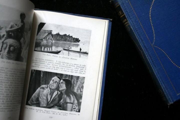 Libros antiguos: HISTORIA ILUSTRADA DEL SEPTIMO ARTE - EL CINE - 2 TOMOS - EVOLUCION / ESPLENDOR - Foto 20 - 47368732