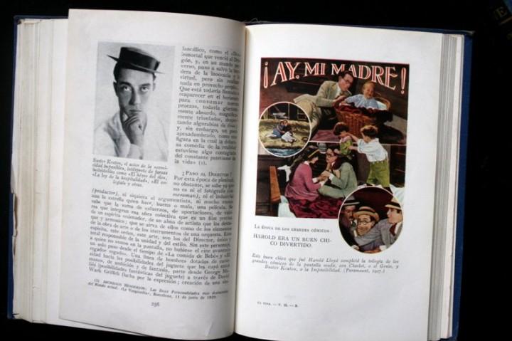 Libros antiguos: HISTORIA ILUSTRADA DEL SEPTIMO ARTE - EL CINE - 2 TOMOS - EVOLUCION / ESPLENDOR - Foto 25 - 47368732