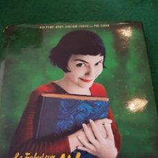 Libros antiguos: LE FABULEUX ALBUM D'AMELIE POULAIN - JEAN PIERRE JEUNET, GUILLAUME LAURANT, PHIL CASOAR. Lote 115106491