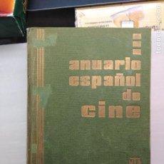 Livres anciens: ANUARIO DE CINE ESPAÑOL AÑO 1969. Lote 115775851
