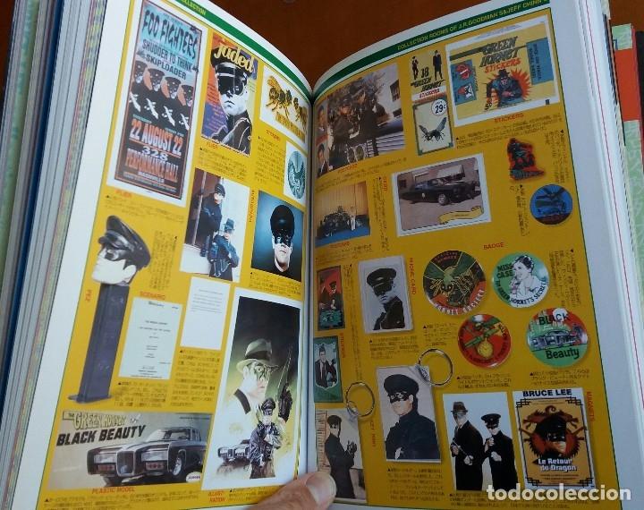 Libros antiguos: F-27 LIBRO RECOPILATORIO JAPÓN MERCHANDISING MUNDIAL DE BRUCE LEE. ¡300 páginas! ¡más de 3000 fotos! - Foto 11 - 86675760
