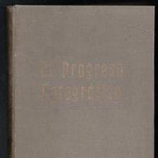 Libros antiguos: EL PROGRESO FOTOGRÁFICO. REVISTA DE FOTOGRAFÍA Y CINEMATOGRAFÍA. AÑO 1928.. Lote 119592056