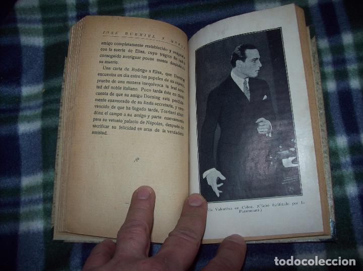 Libros antiguos: EL ÍDOLO DE LAS MUJERES. RODOLFO VALENTINO. NARRACIÓN VERIDICA DE LOS AMORES Y VIDA DEL...1929 - Foto 10 - 121823751