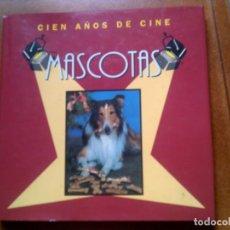Libros antiguos: LIBRO CIEN AÑOS DE CINE MASCOTAS DE ROYAL BOOKS AÑO 1996 ILUSTRADO 81 PAJINAS. Lote 123058895