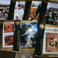 Libros antiguos: 7 LIBROS PELICULAS DE CINE NUEVOS. Lote 153564202