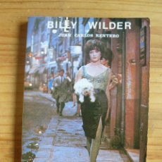 Libros antiguos: LIBRO DE BILLY WILDER. Lote 131033376