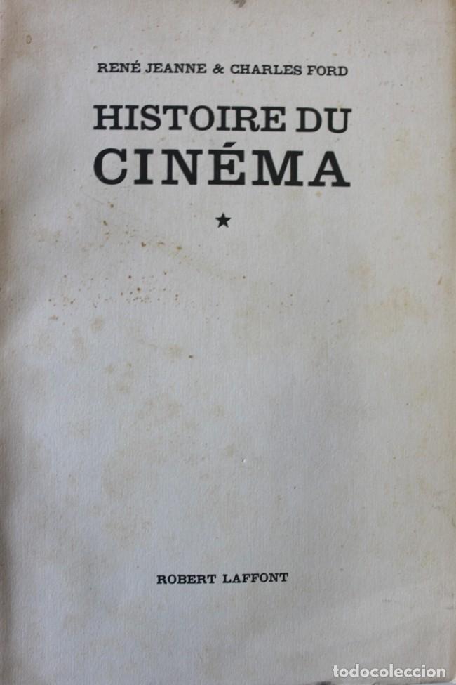 HISTOIRE ENCYCLOPÉDIQUE DU CINEMA. VOL.I. LE CINÉMA FRANÇAIS 1895-1929.- JEANNE, RENÉ; FORD, CHARLES (Libros Antiguos, Raros y Curiosos - Bellas artes, ocio y coleccion - Cine)