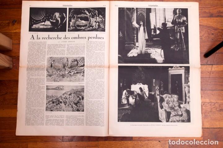 Libros antiguos: Labyrinthe - Journal mensuel des Lettres et des Arts N° 12 - Promesses du cinéma français - Foto 5 - 136867854