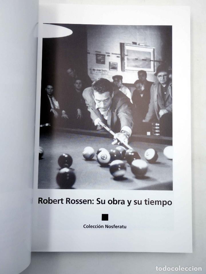 Alte Bücher: COLECCIÓN NOSFERATU 4. ROBERT ROSEN, SU VIDA Y SU TIEMPO (Casas / Hurtado / Losilla), 2009. OFRT - Foto 3 - 149523680