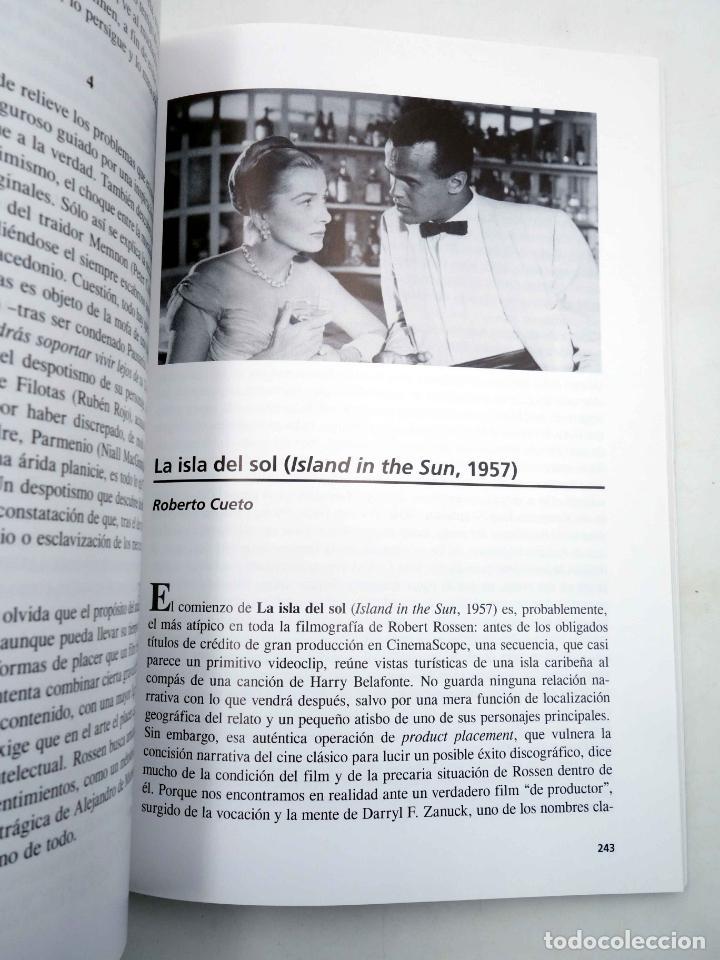 Alte Bücher: COLECCIÓN NOSFERATU 4. ROBERT ROSEN, SU VIDA Y SU TIEMPO (Casas / Hurtado / Losilla), 2009. OFRT - Foto 5 - 149523680