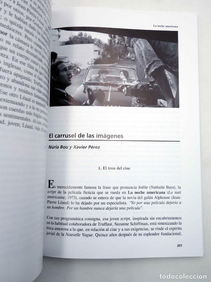 Libros antiguos: COLECCIÓN NOSFERATU 6. FRANÇOIS TRUFFAUT. EL DESEO DEL CINE (Carlos Losilla) Nosferatu, 2010. OFRT - Foto 6 - 147628001