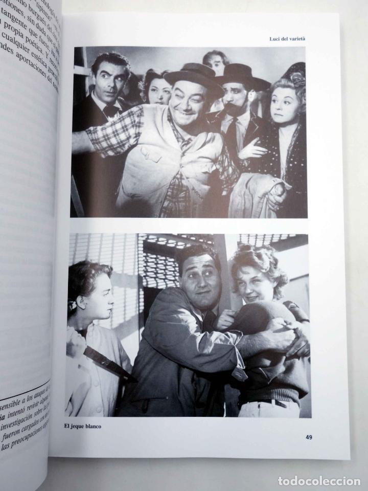 Libros antiguos: COLECCIÓN NOSFERATU 7. FEDERICO FELLINI (José María Latorre) Nosferatu, 2011. OFRT antes 18E - Foto 7 - 147579788