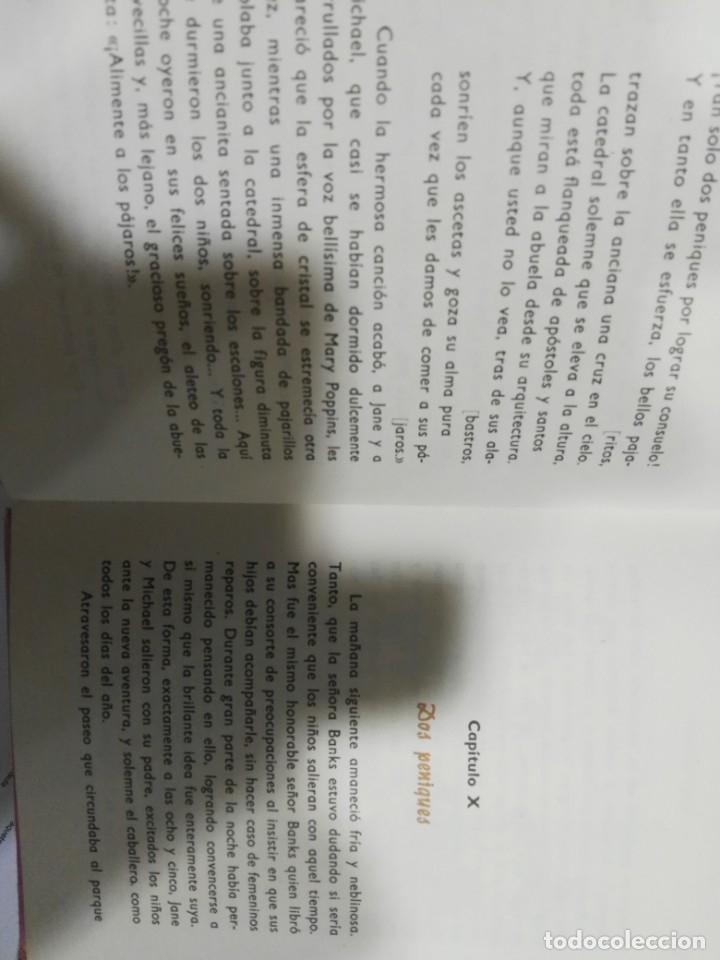 Libros antiguos: LIBRO WALT DISNEY MARY POPPINS - Foto 4 - 53353578