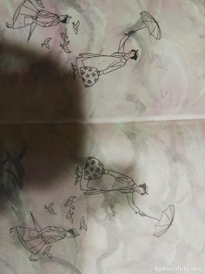 Libros antiguos: LIBRO WALT DISNEY MARY POPPINS - Foto 5 - 53353578