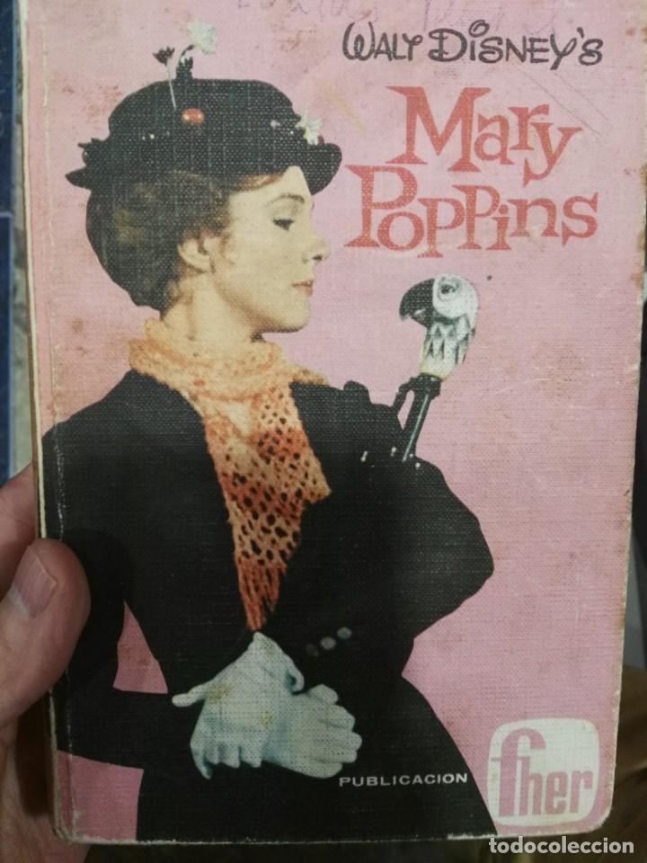 Libros antiguos: LIBRO WALT DISNEY MARY POPPINS - Foto 6 - 53353578