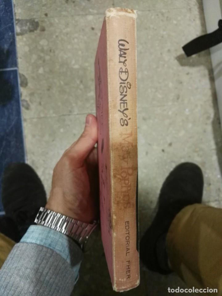 Libros antiguos: LIBRO WALT DISNEY MARY POPPINS - Foto 9 - 53353578