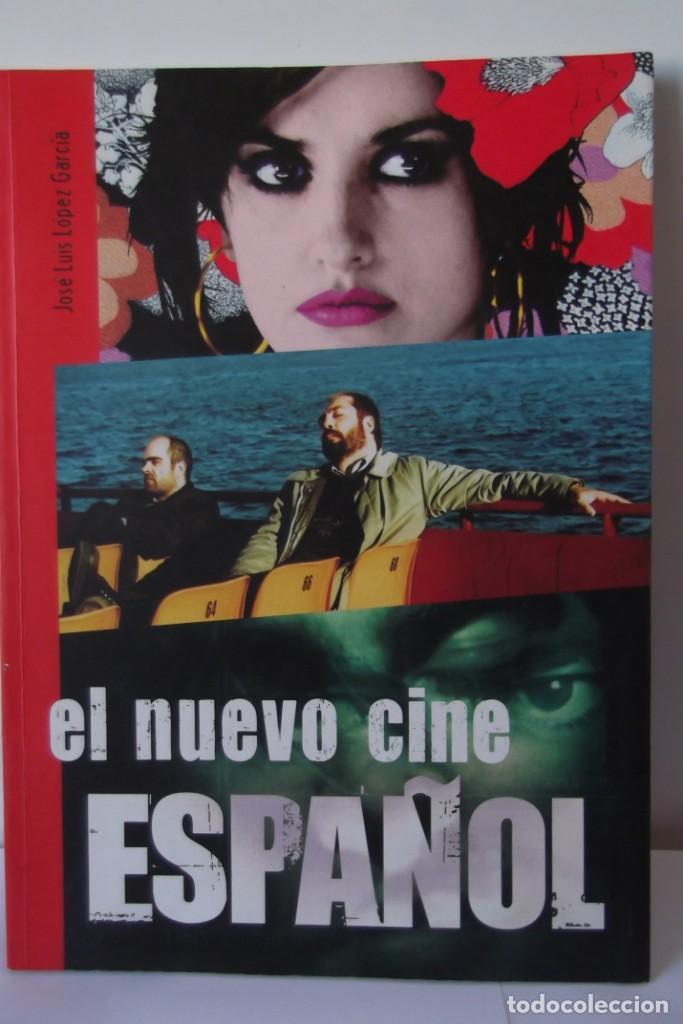 Libros antiguos: LIBROS DE OCASION-Lote CINE ESPAÑOL-3 ITEMS - Foto 2 - 144700350
