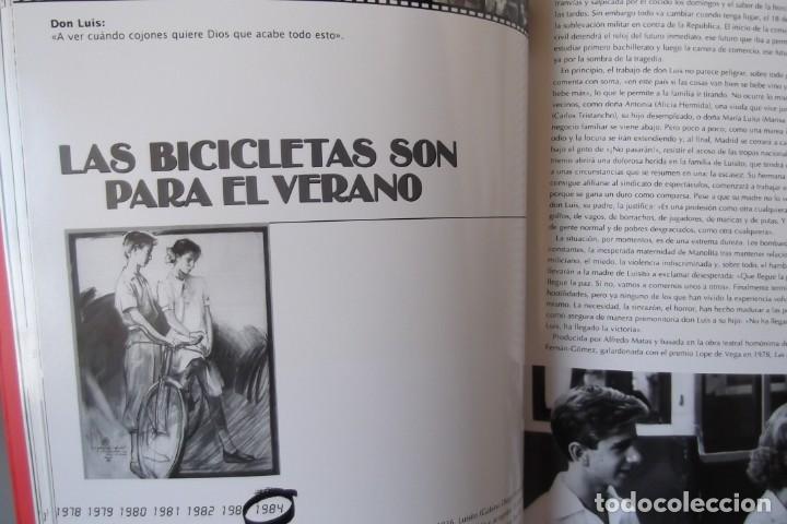 Libros antiguos: LIBROS DE OCASION-Lote CINE ESPAÑOL-3 ITEMS - Foto 3 - 144700350