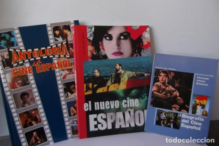 Libros antiguos: LIBROS DE OCASION-Lote CINE ESPAÑOL-3 ITEMS - Foto 7 - 144700350