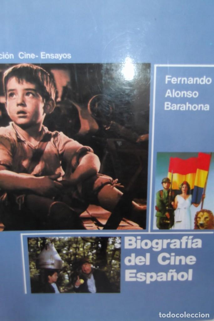 Libros antiguos: LIBROS DE OCASION-Lote CINE ESPAÑOL-3 ITEMS - Foto 10 - 144700350