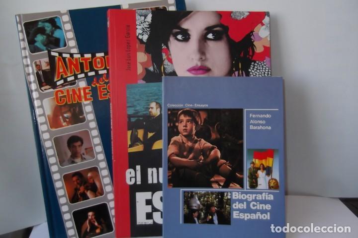 Libros antiguos: LIBROS DE OCASION-Lote CINE ESPAÑOL-3 ITEMS - Foto 11 - 144700350