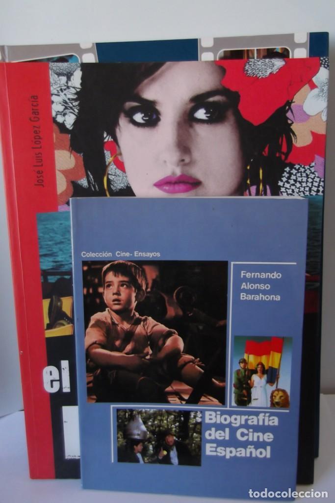 Libros antiguos: LIBROS DE OCASION-Lote CINE ESPAÑOL-3 ITEMS - Foto 12 - 144700350