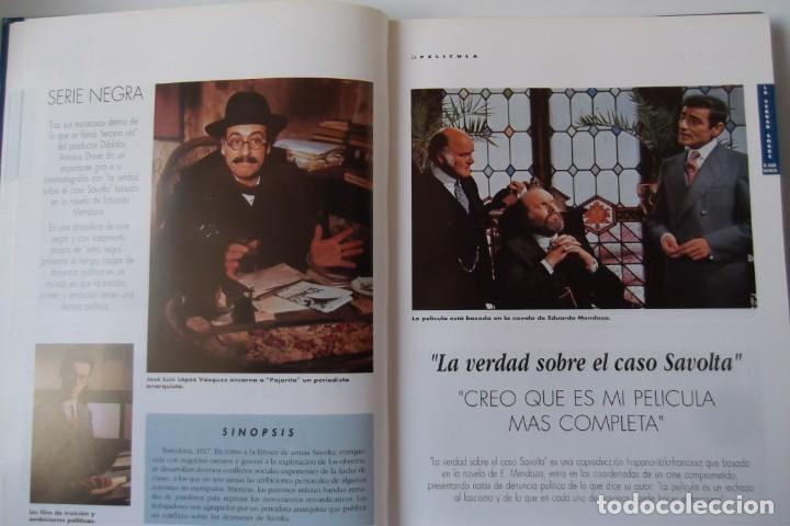 Libros antiguos: LIBROS DE OCASION-Lote CINE ESPAÑOL-3 ITEMS - Foto 16 - 144700350