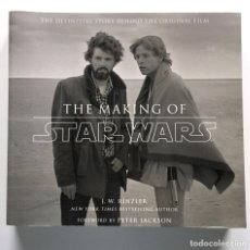 Alte Bücher - The Making of Star Wars - 146194038