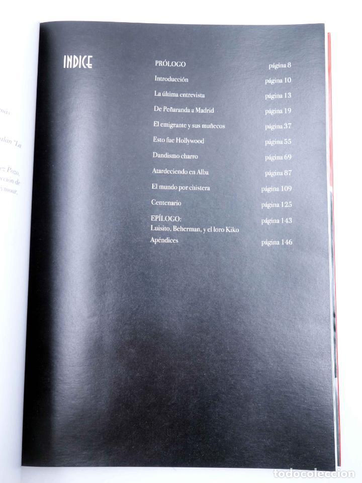Libros antiguos: LA EXTRAORDINARIA VIDA DEL SEÑOR WENCES (Jorge San Román Villalón) No acreditada, 2009. OFRT - Foto 8 - 286228303