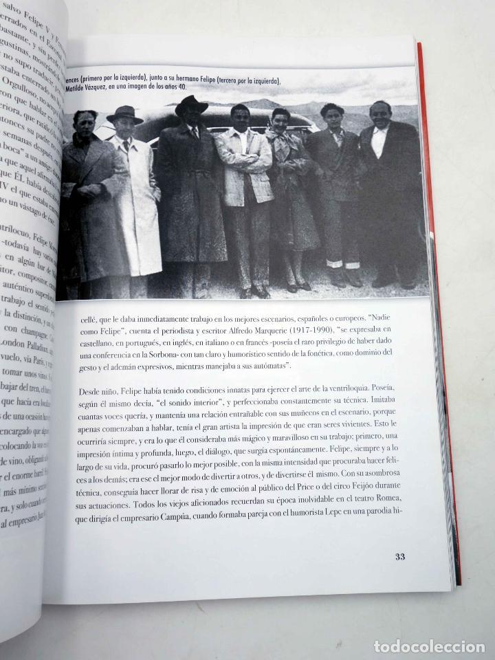 Libros antiguos: LA EXTRAORDINARIA VIDA DEL SEÑOR WENCES (Jorge San Román Villalón) No acreditada, 2009. OFRT - Foto 9 - 286228303
