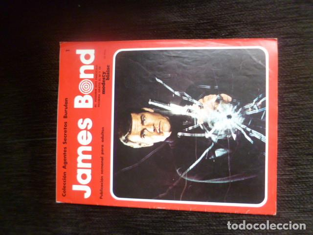 Libros antiguos: james bond tomo - Foto 1 - 147592910