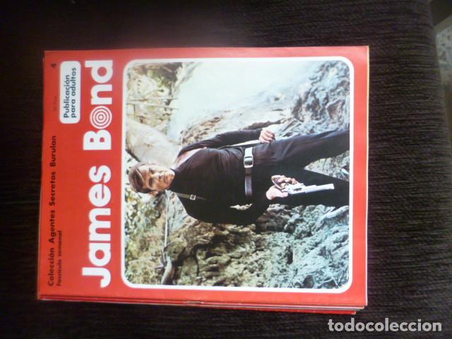 JAMES BOND TOMO (Libros Antiguos, Raros y Curiosos - Bellas artes, ocio y coleccion - Cine)