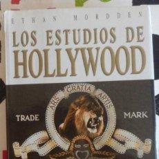 Libros antiguos: ETHAN MORDDEN - LOS ESTUDIOS DE HOLLYWOOD (ULTRAMAR EDITORES, 1988). Lote 147784822
