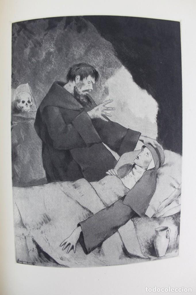 Libros antiguos: L-2655. MONTSERRAT, MONTAÑA SANTA. EJEMPLAR NUMERADO. ILUSTRADO CON GRABADOS. 1945. - Foto 8 - 148456558