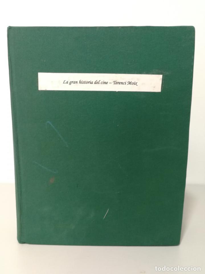 LA GRAN HISTORIA DEL CINE TERENCI MOIX (Libros Antiguos, Raros y Curiosos - Bellas artes, ocio y coleccion - Cine)