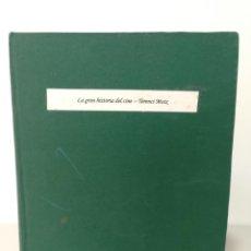 Libros antiguos: LA GRAN HISTORIA DEL CINE TERENCI MOIX. Lote 148496714