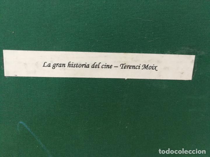 Libros antiguos: LA GRAN HISTORIA DEL CINE TERENCI MOIX - Foto 2 - 148496714