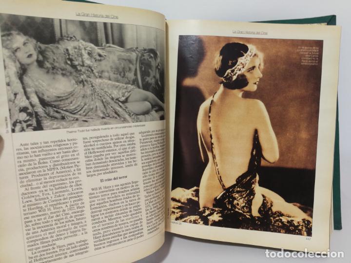 Libros antiguos: LA GRAN HISTORIA DEL CINE TERENCI MOIX - Foto 5 - 148496714