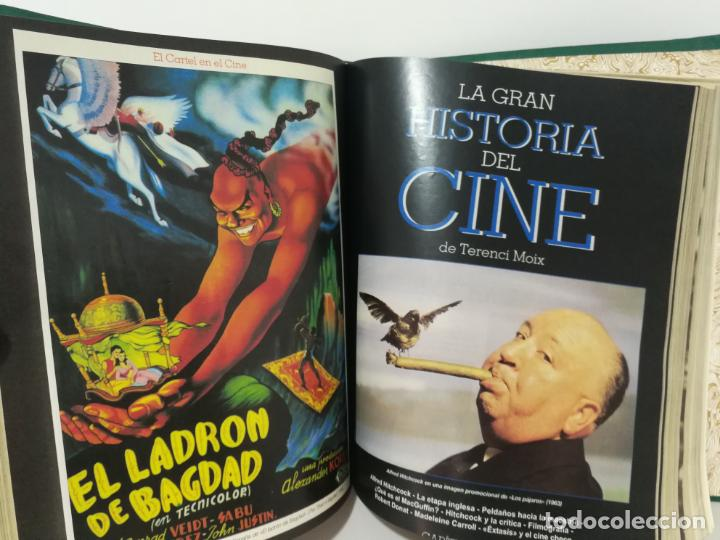 Libros antiguos: LA GRAN HISTORIA DEL CINE TERENCI MOIX - Foto 6 - 148496714