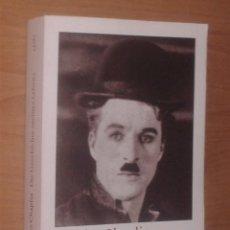 Libros antiguos: CHARLES CHAPLIN - DIE GESCHICHTE MEINES LEBENS - FISCHER, 2016 [EN ALEMÁN; LA HISTORIA DE MI VIDA]. Lote 149539762