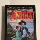 Libros antiguos: SCARLET - LO QUE EL VIENTO SE LLEVO. Lote 149747434