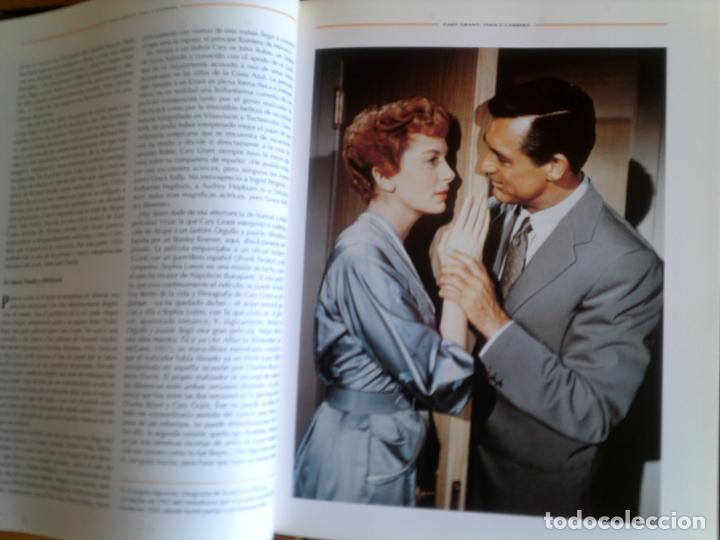 Libros antiguos: LIBRO TODAS LAS PELICULAS DE GARY GRANT RBA EDITORES AÑO 1994 - Foto 2 - 152334166