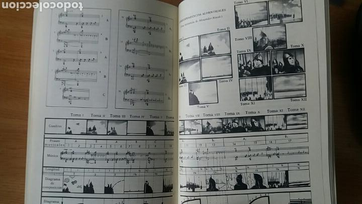 Libros antiguos: El sentido del cine. Sergei Eisenstein. Ed. Siglo XXI, 1999. - Foto 3 - 152539614
