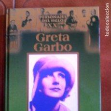 Libros antiguos: LIBRO BIOGRAFIA DE GRETA GARBO ,EDICIONES RUEDA AÑO 2002 ILUSTRADO. Lote 153220718