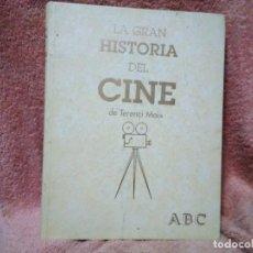 Libros antiguos: LA GRAN HISTORIA DEL CINE ( TERENCI MOIX ). Lote 153256814
