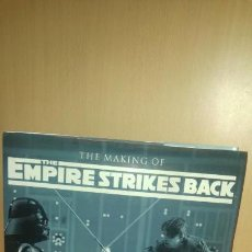 Libros antiguos: STAR WARS: THE MAKING OF EMPIRE STRIKES BACK. Lote 154656026