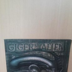 Libros antiguos: GIGER'S ALIEN. Lote 156251734