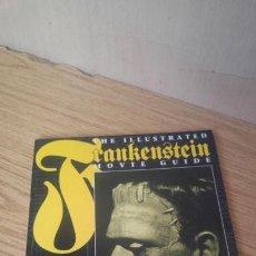 Alte Bücher - THE ILUSTRATED FRANKENSTEIN MOVIE GUIDE - 157219458